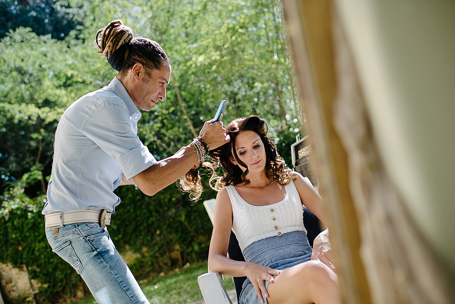tuscan hairdresser