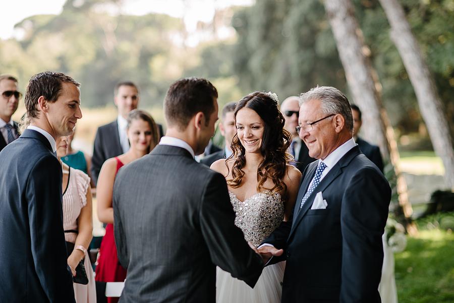 matrimonio lago toscana