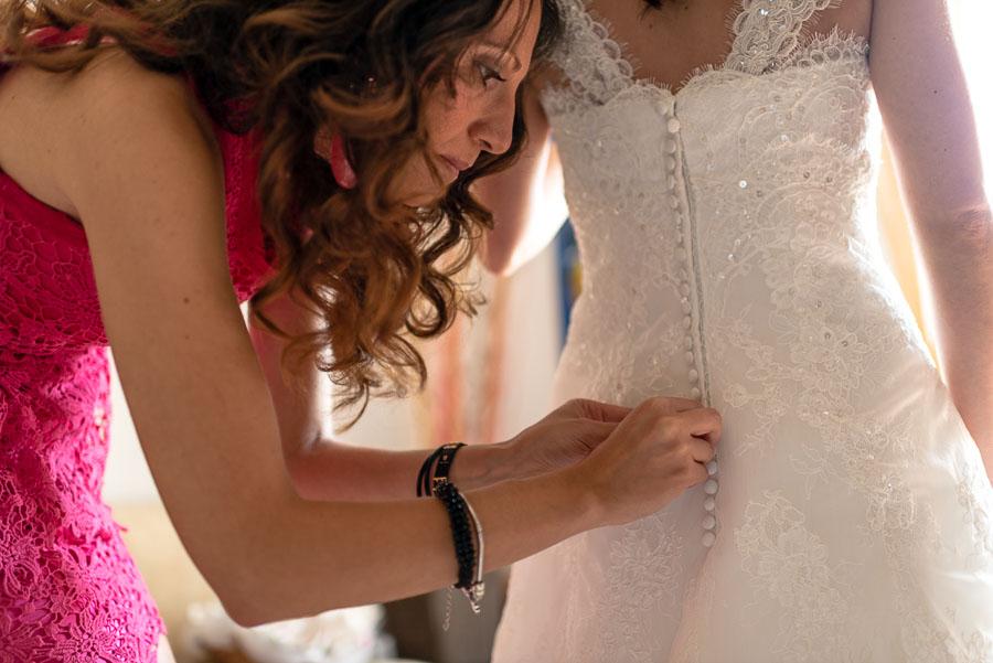 preparazione sposa verona
