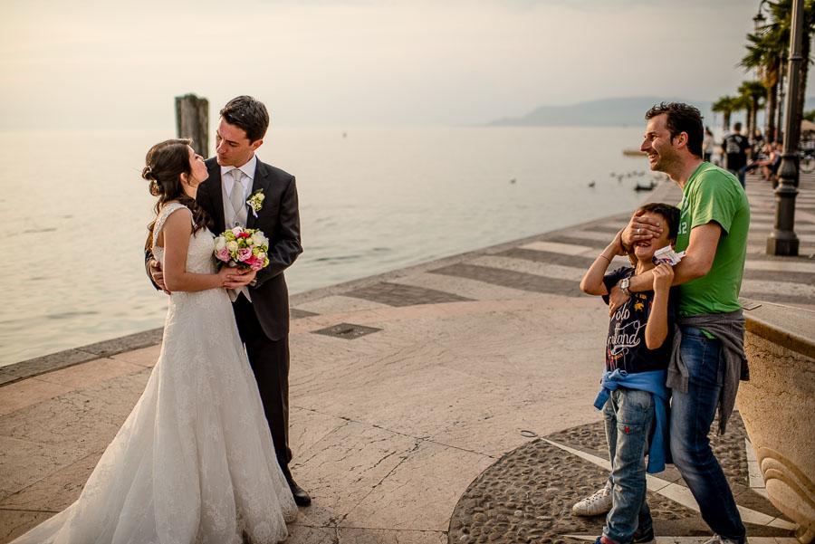reportage matrimonio lago di garda