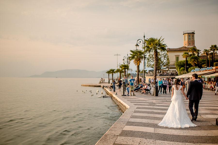 foto matrimonio lago garda