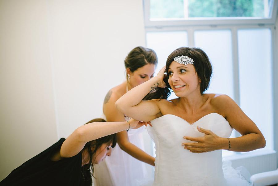 vestito sposa semplice