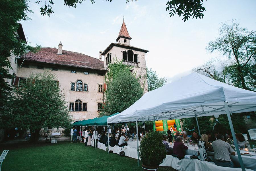 matrimonio a castel fahlburg