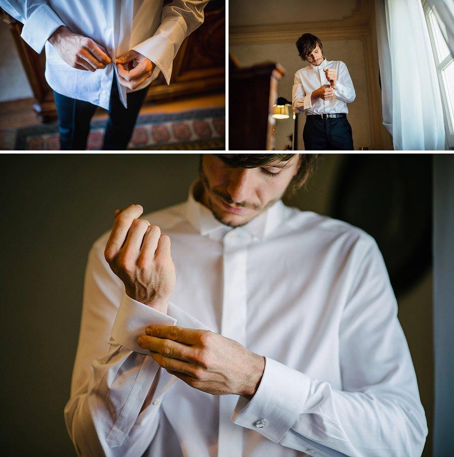 foto preparazione sposo mantova
