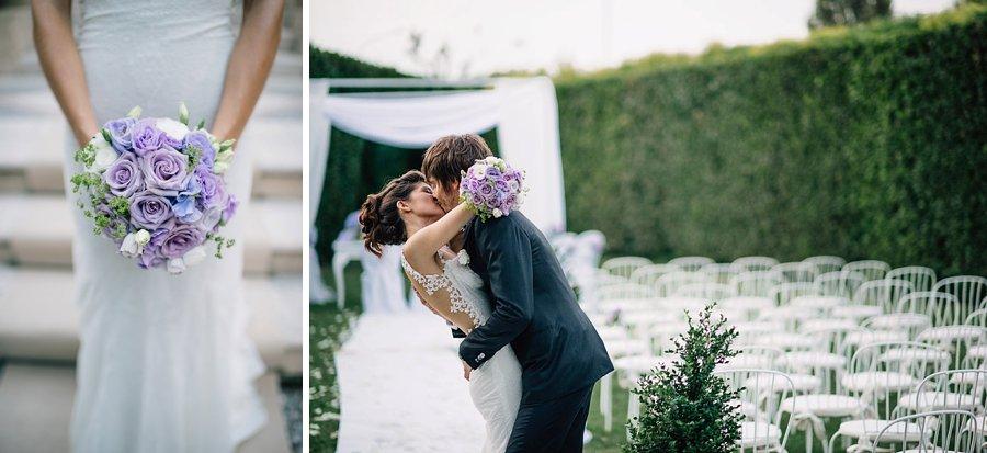 italian bride details