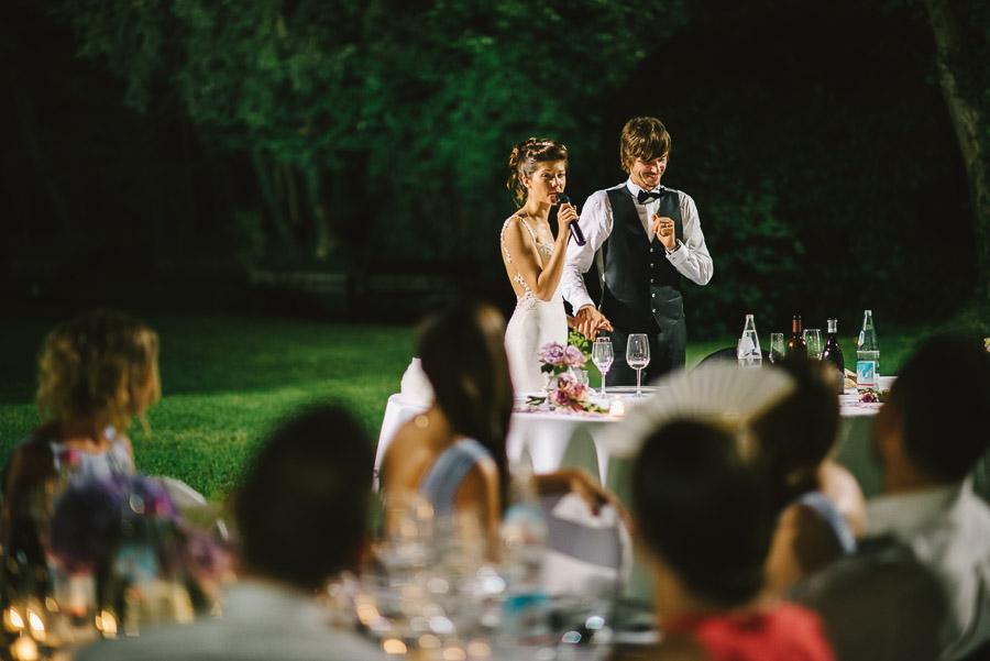 discorso sposi