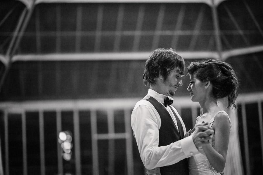 primo ballo sposi in serra