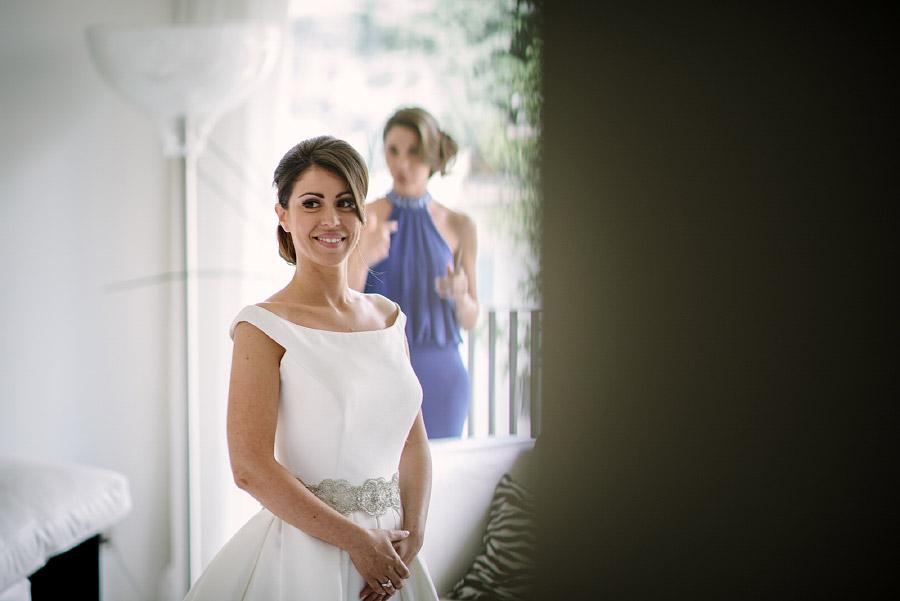 vestizione sposa bolzano