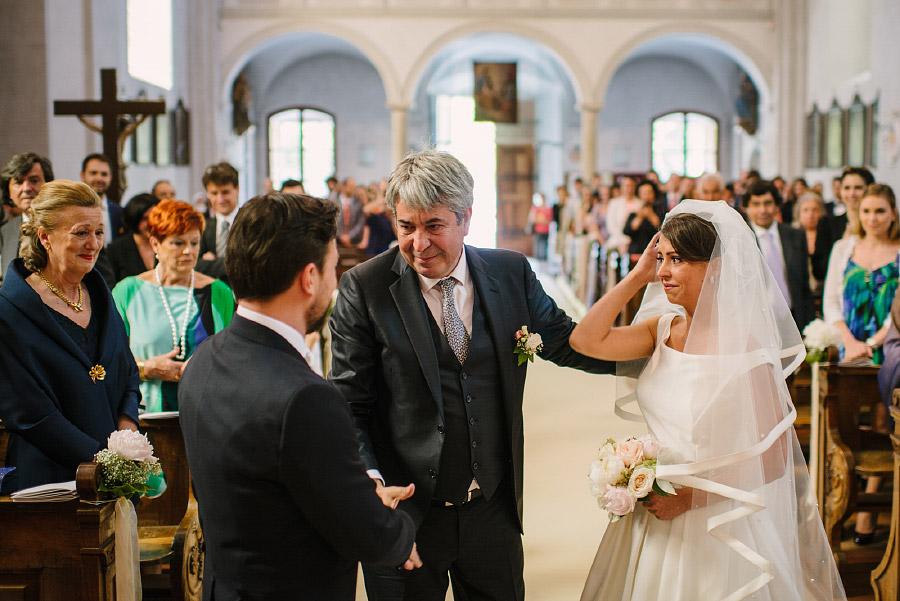 arrivo della sposa bolzano
