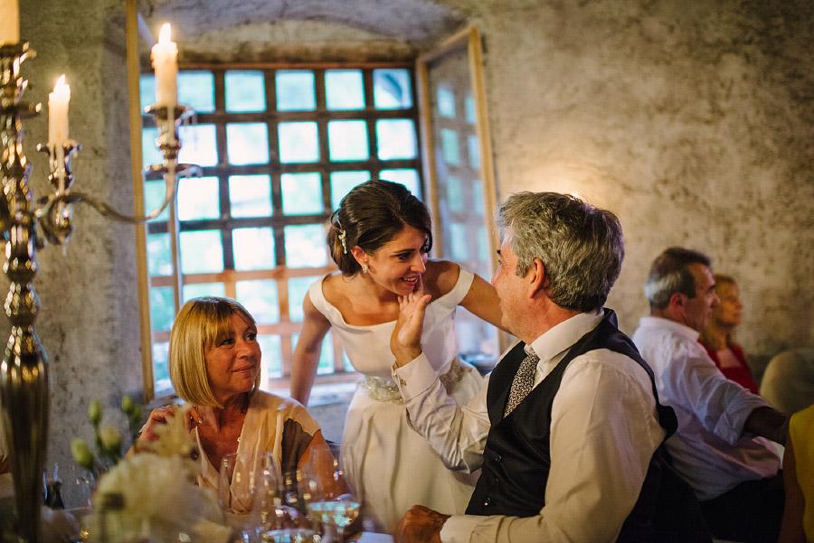 cena matrimonio trento