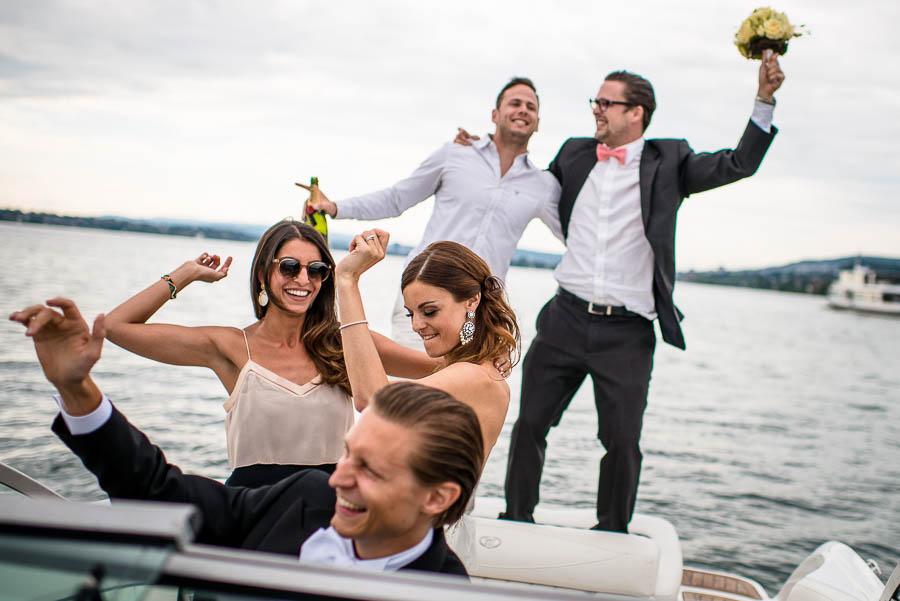 Zürichsee Hochzeit
