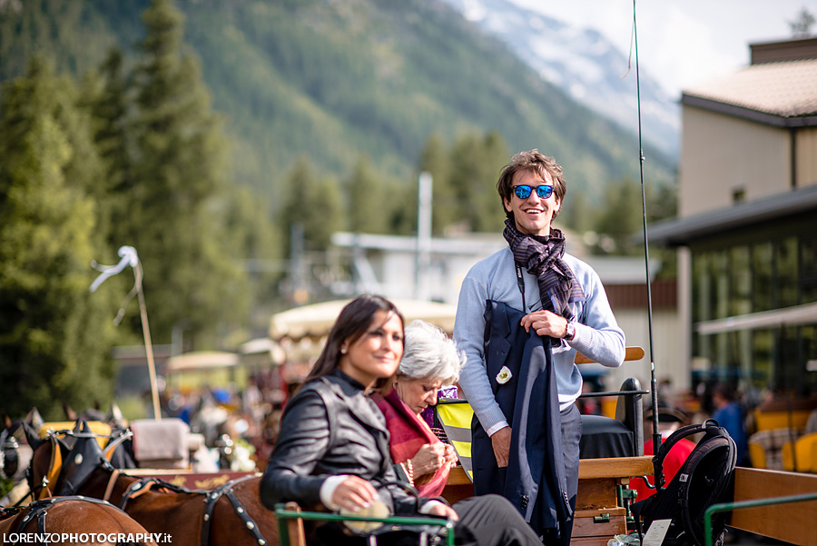 destination wedding St Moritz
