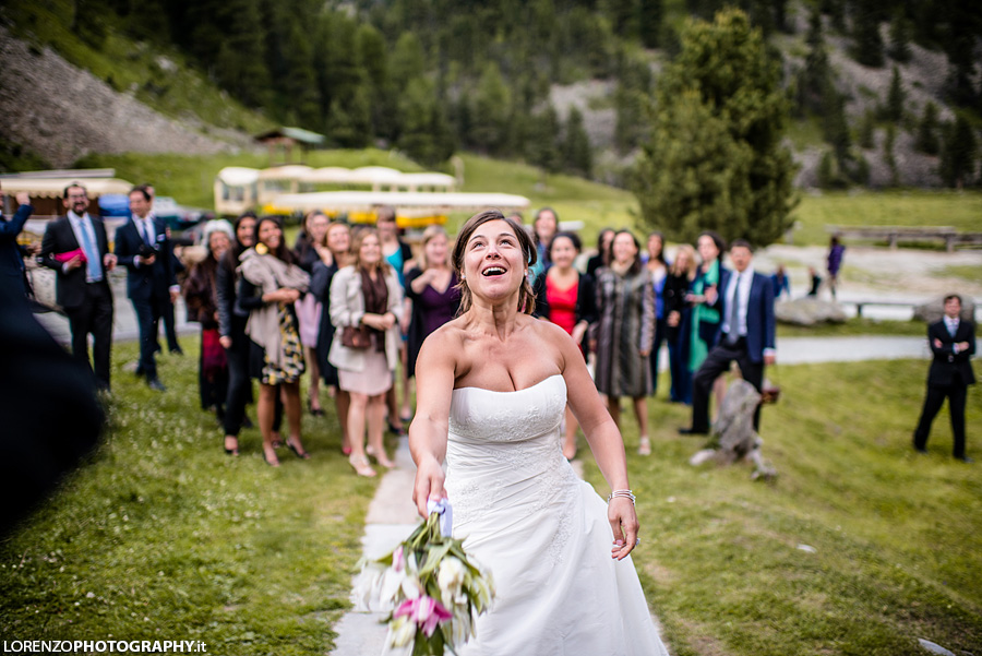 wedding in Pontresina