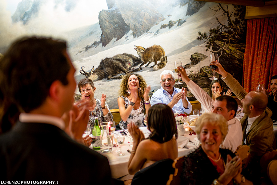 wedding in Swiss
