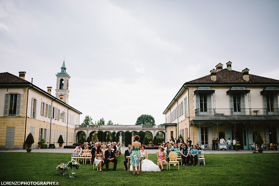destination wedding como