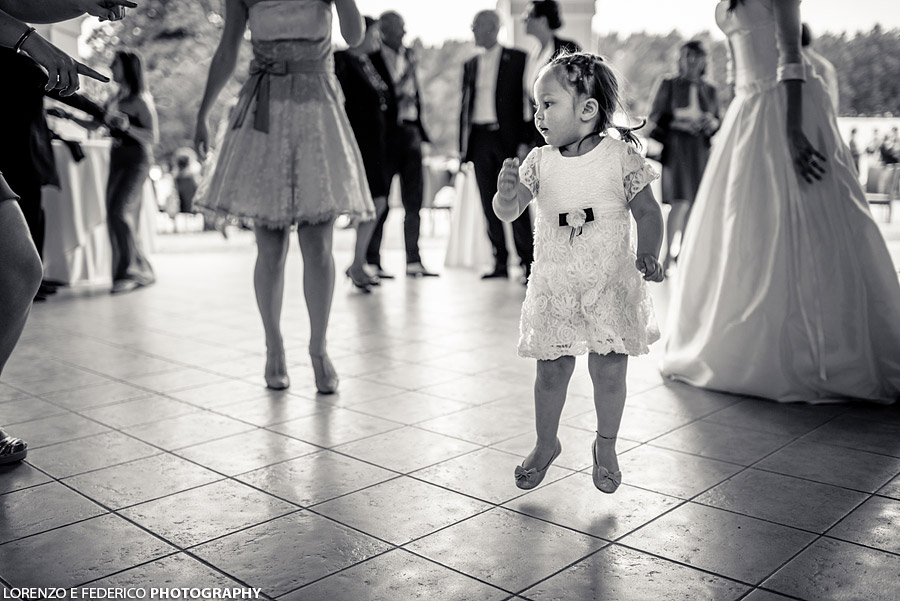 Kids Dance at Wedding