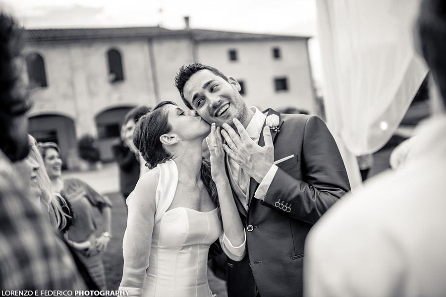 Matrimonio in Villa Pacchierotti