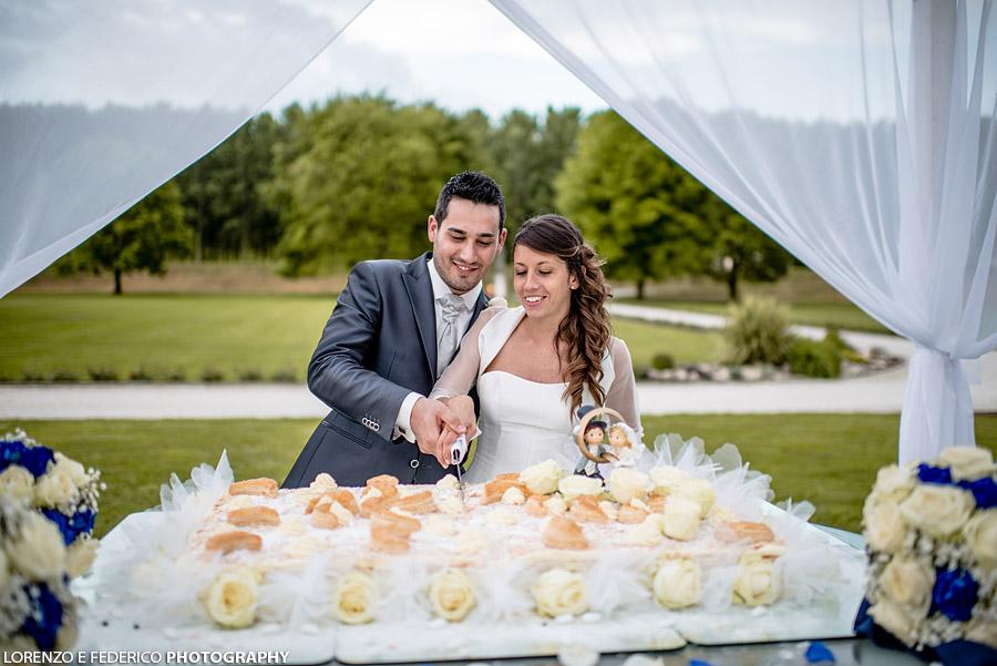 Torta Gazebo Matrimonio