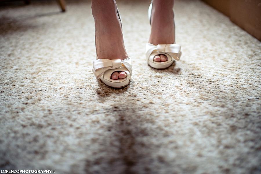 scarpe matrimonio treviso