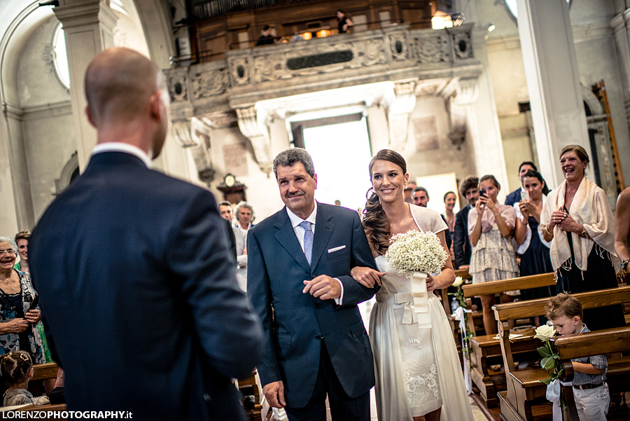 church asolo wedding