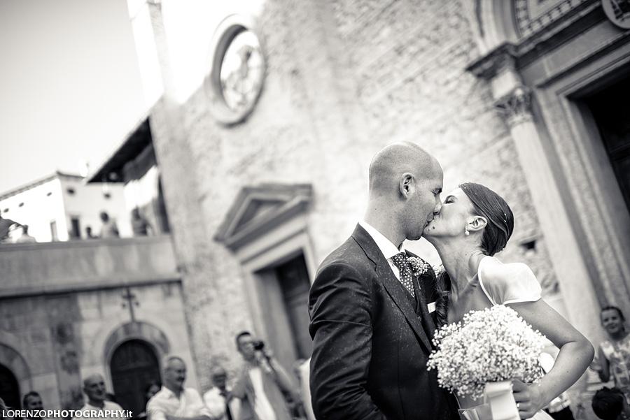 wedding kiss treviso
