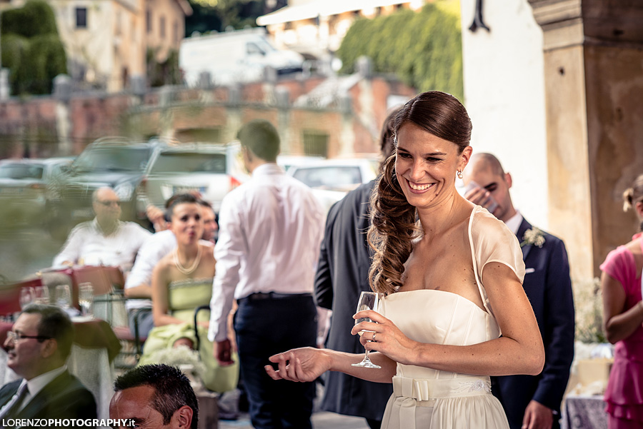 wedding smile italy