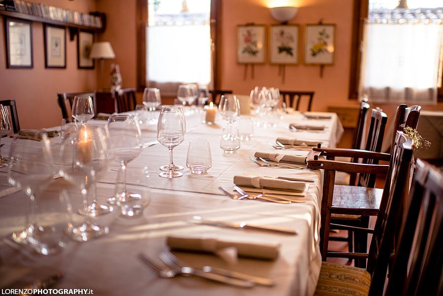 wedding table italy