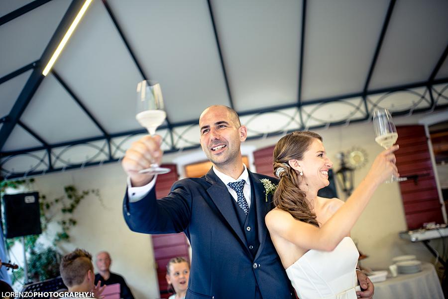 brindisi matrimonio asolo