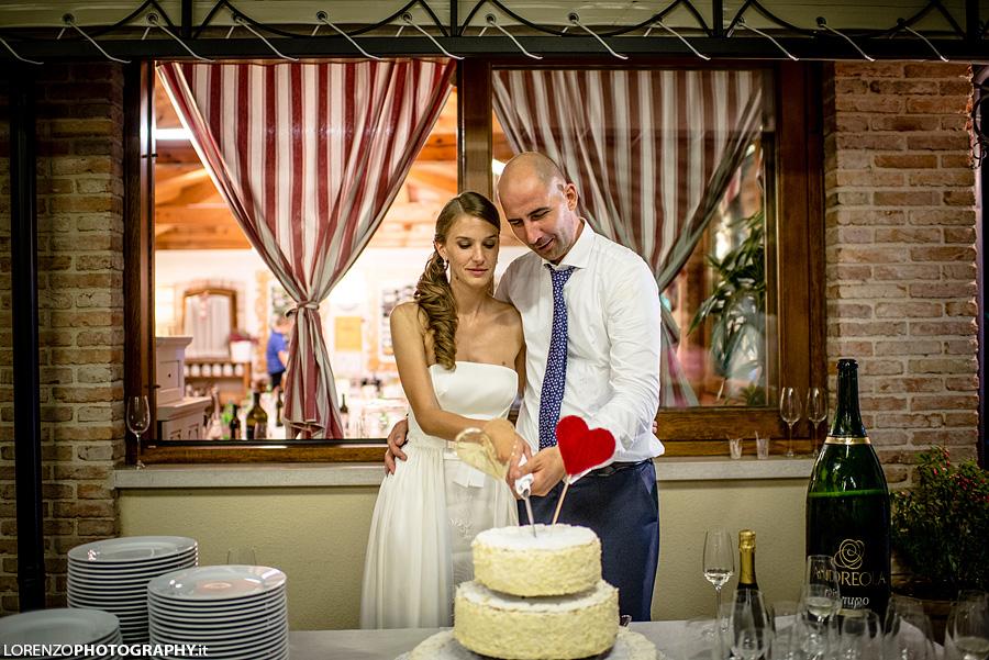 torta matrimono