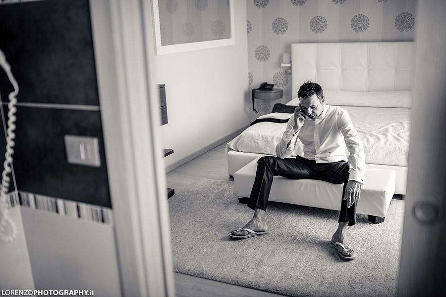 preparazione sposo verona