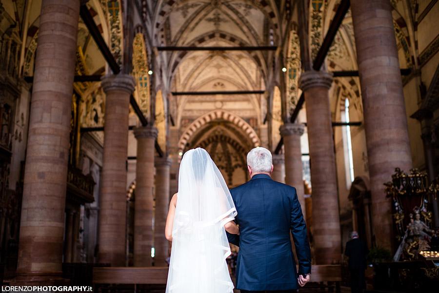 get married Arena Verona