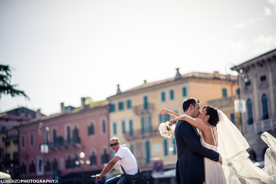 wedding photographer Arena Verona