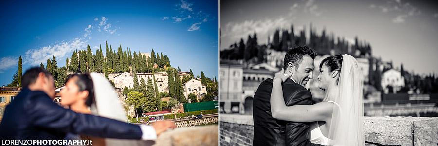 fotografo matrimonio Ponte pietra
