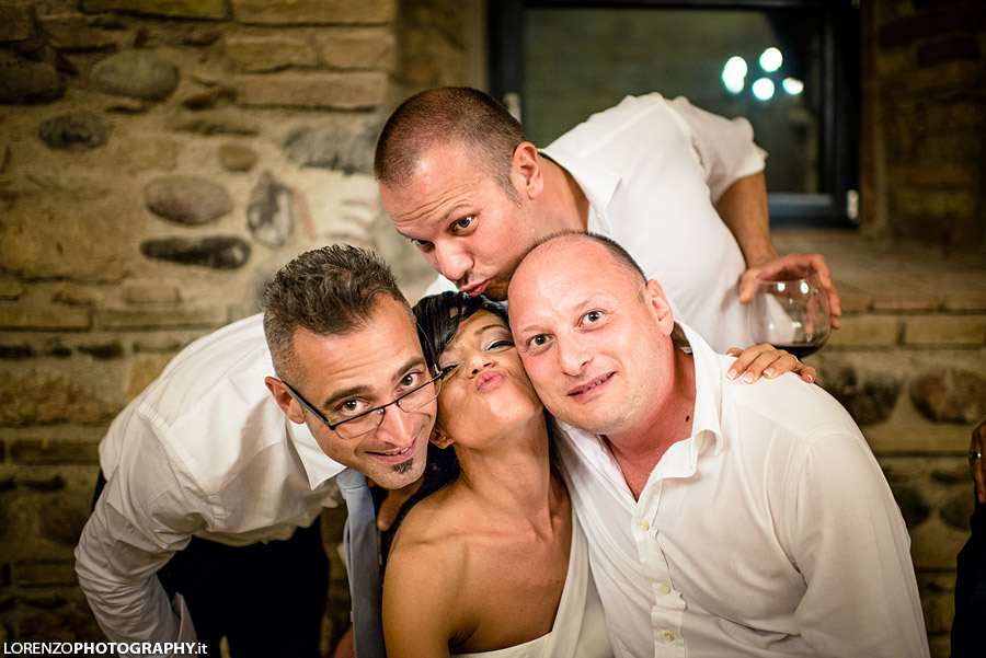 funny wedding verona