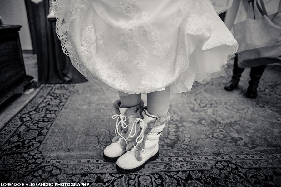 fotografo matrimonio courmayeur