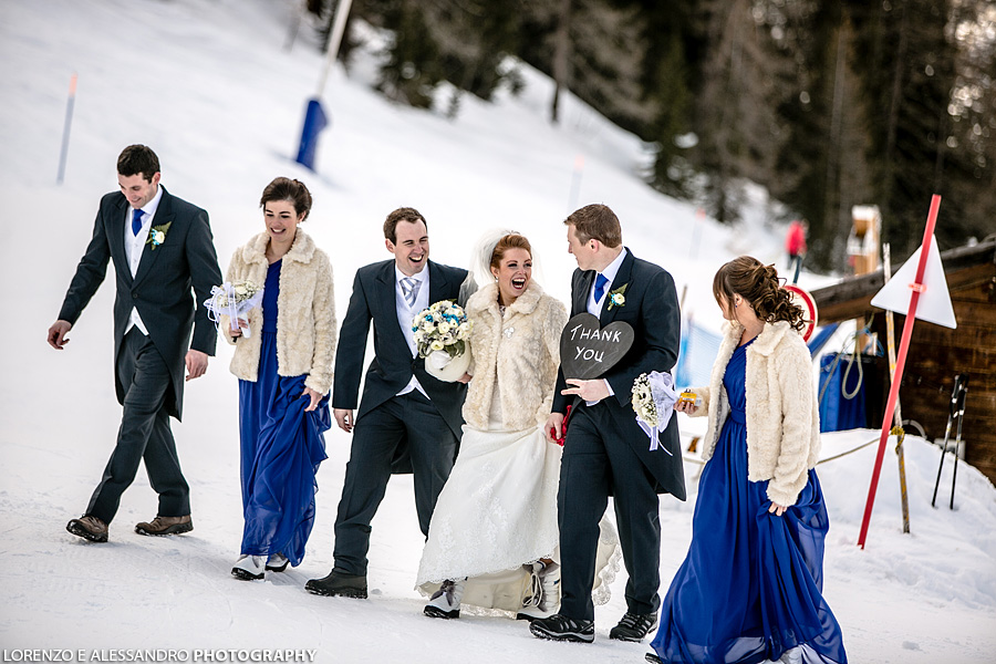 mont blanc wedding
