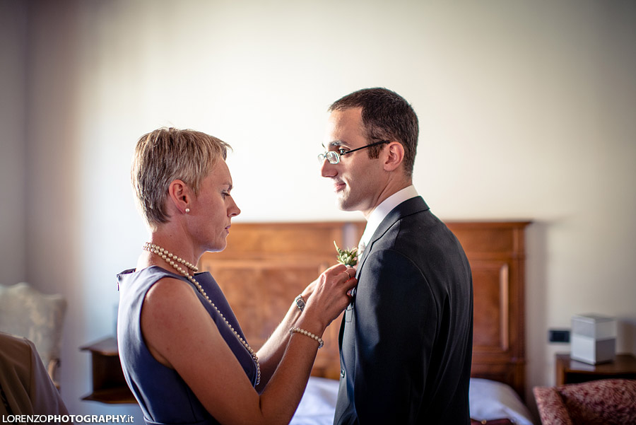 fotografo matrimonio Pienza