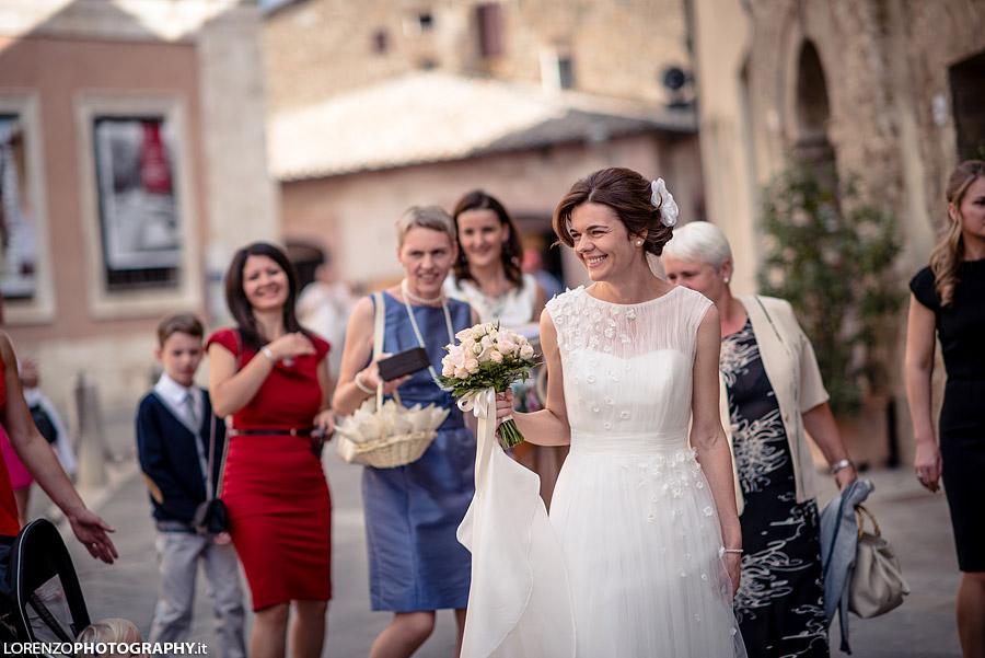 foto matrimonio San Quirico