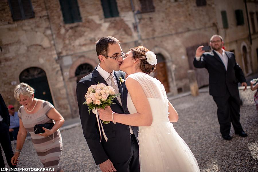 foto di matrimonio San Quirico