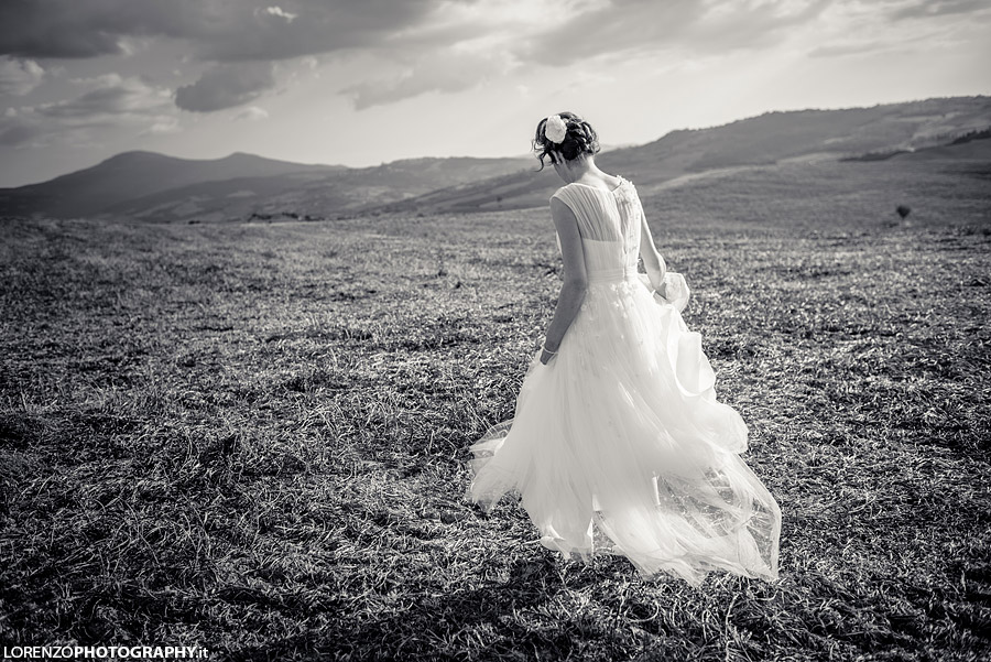 wedding photographer Italy hills