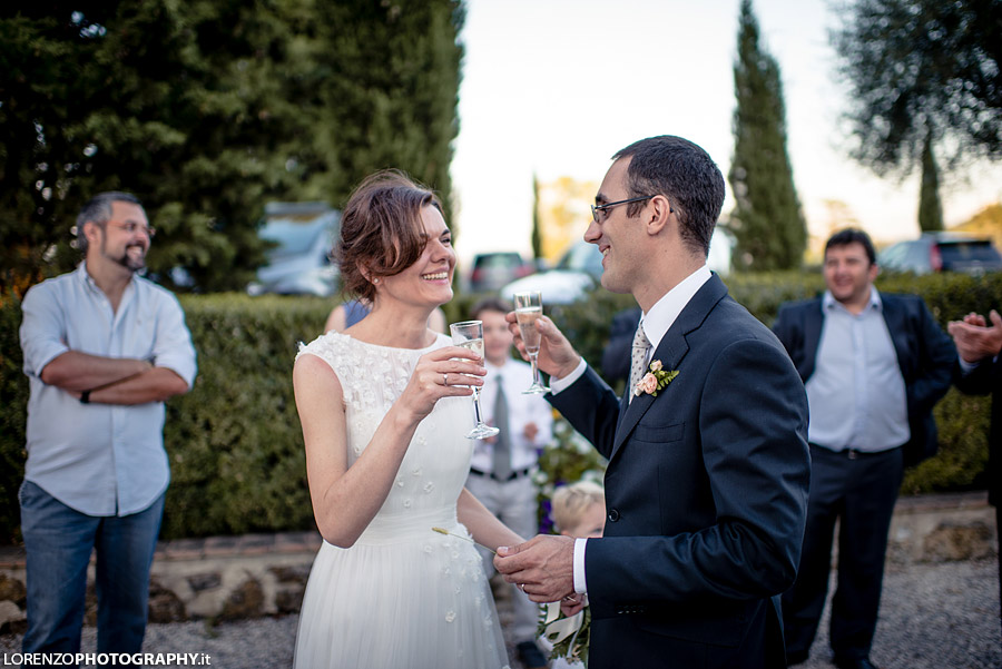 wedding photographer val d'Orcia
