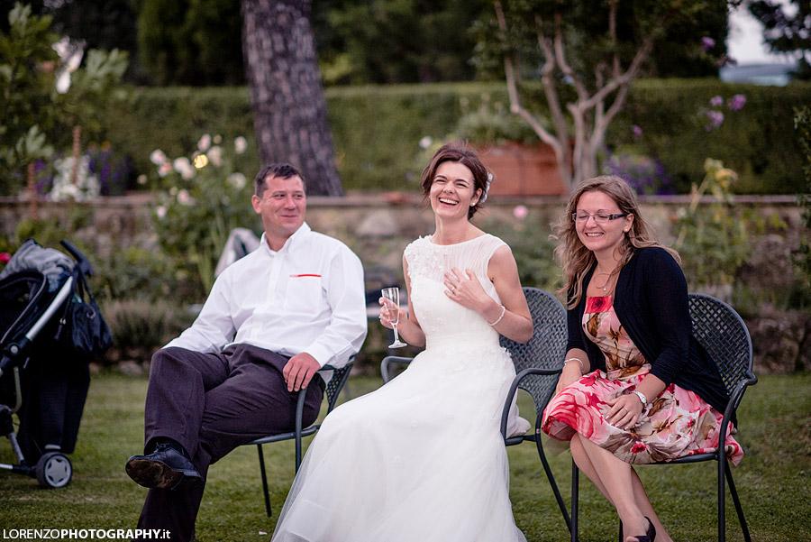 foto di matrimonio val d'Orcia